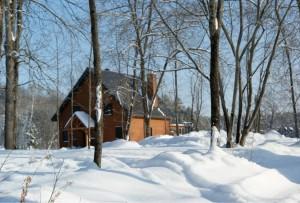 Chalet à louer hiver