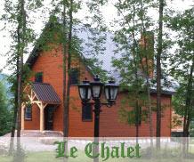 Chalet en location - Le Draveur
