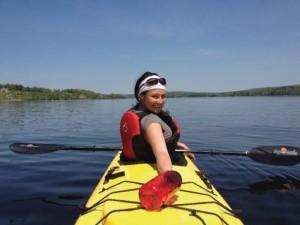 Kayak – Activités