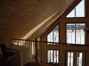 Chalet en location - Mezzanine